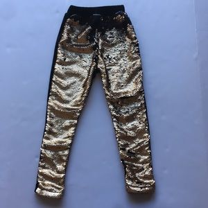 Other - Color changing Sequin  leggings